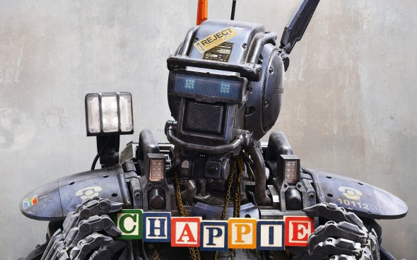 "Though life-like, ""Chappie"" ultimately lacks a pulse through its characters. (Photo provided by moviepilot.com)"