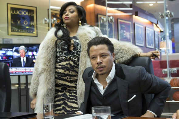 Academy Award nominees Taraji P. Henson and Terrence Howard play troubled members of a family of musical royalty. (Photo provided by fox.com)