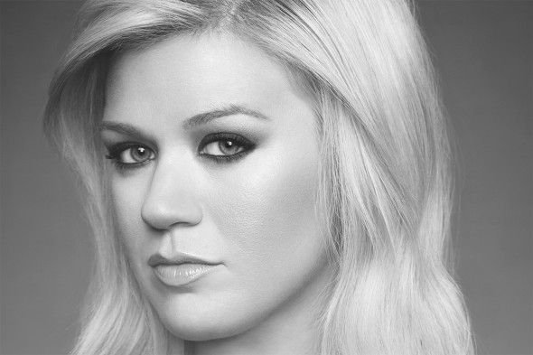 Not taking any serious chances, Kelly Clarkson made more safe pop hits. (Photo provided by kellyclarkson.com)