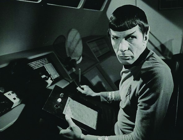 "Leonard Nimoy was not only an inspiration within the confines of ""Star Trek,"" but in other endeavors as well. (Photo provided by Miyagawa via Wikimedia)"