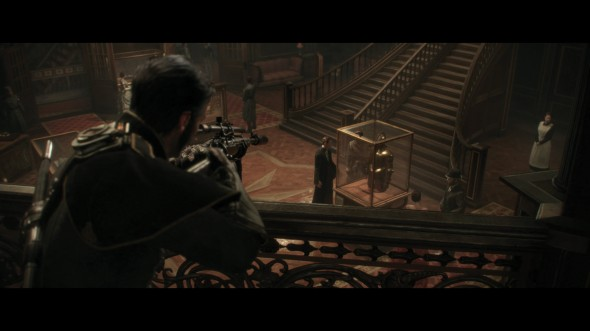 "Though absolutely gorgeous from a graphics standpoint, ""The Order: 1886"" offers little in the way of replayability for its price. (Photo provided by readyatdawn.com)"