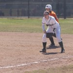 Youth shines for softball