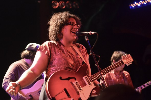 Lead singer Brittany Howard has a powerful and personable vocal range.  (Photo provided by commons.wikimedia.org)