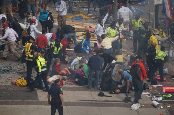 By killing Dzhokhar Tsarnaev, the federal government would be giving him exactly what he wants. Photo provided by Aaron Tang via flickr