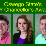 Students receive Chancellor's Award