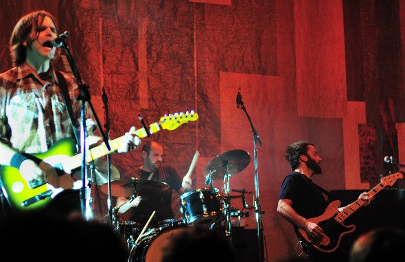 The alt-rock darlings have returned with a much more mature and refined sound in contrast to previous works. (Photo provided by commons.wikimedia.org)