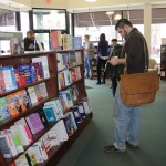River's End Bookstore holds cash mob
