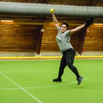 O'Callaghan instant impact for softball