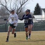 Women's lacrosse drops fourth straight in loss to SUNY Geneseo
