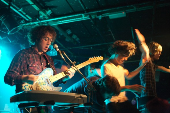 "The Wombats bring a unique kind of levity to their latest studio album ""Glitterbug.""  (Photo provided by commons.wikimedia.org)"