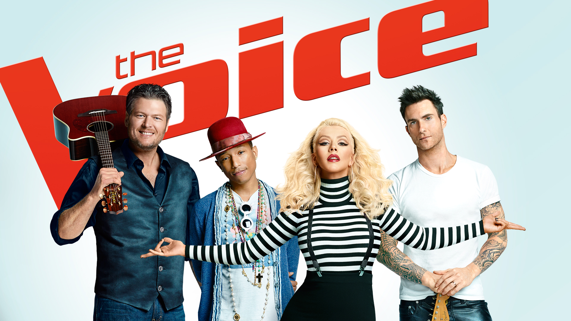 "With a star-studded judges panel, the stakes have never been higher on ""The Voice."" (Photo provided by nbc.com)"