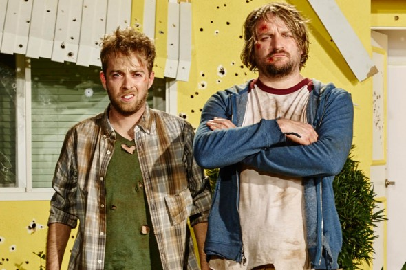Alex Anfanger (left) and Lenny Jacobson (right) play the charming little slackers that could make it big in this new Comedy Central series. (Photo provided by cc.com)