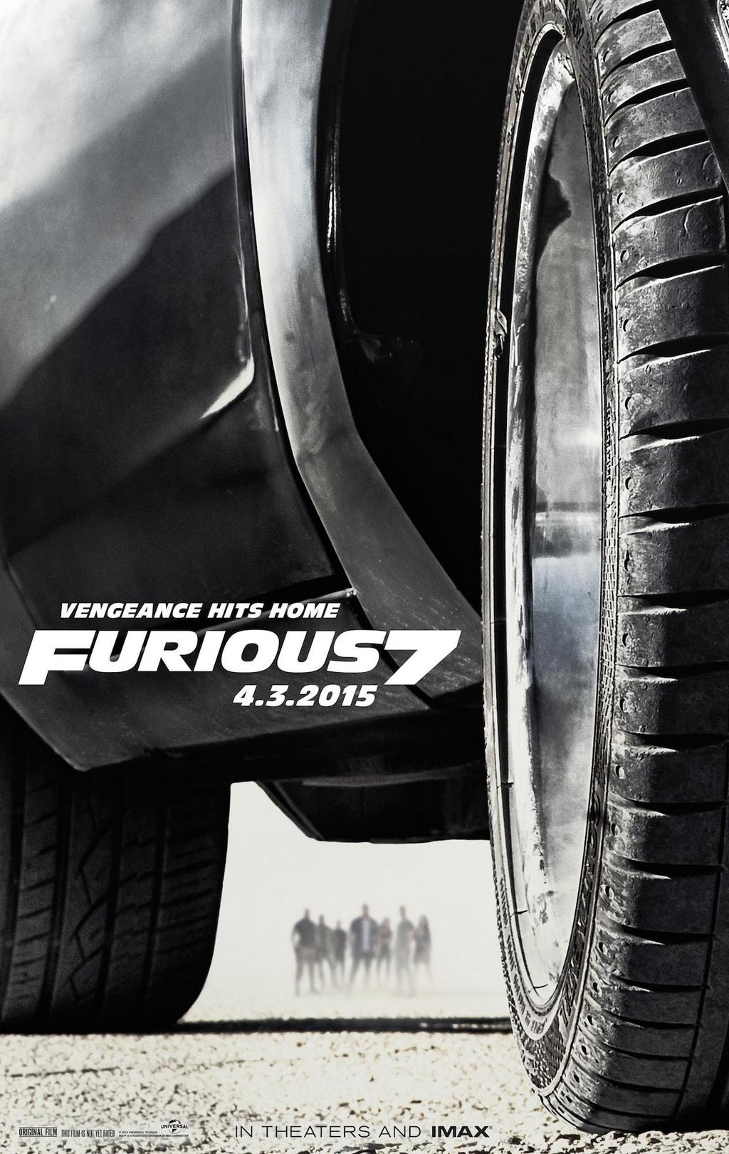 'Furious 7' pays homage to Paul Walkers legacy in the franchise and wraps up his character's story. (Photo provided by collider.com)