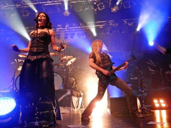 With a new lead singer at the helm of the group, the giants of symphonic metal Nightwish are back and in effect. (Photo provided by flickr.com)