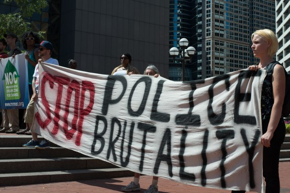 The killing of Walter Scott in South Carolina has once again brought up the issue of police brutality in the U.S. Photo provided by Fibonacci Blue via flickr