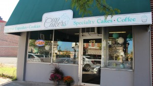 CupCakers offers everything from cupcakes, cakes, coffee and cookies (Arielle Schunk l The Oswegonian)