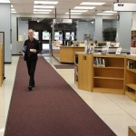 Penfield Library aims to renovate first floor by next semester