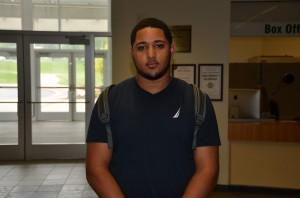 Marvin Garcia, Freshman