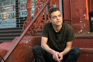 "Photo provided by usanetwork.com  Rami Malek stars as Elliot Alderson, a professional hacker and addict, trying to shut down E. Corp on ""Mr. Robot."""