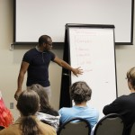 Participants attend program to encourage meaningful student action