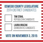 County legislative candidates pre-pare for election