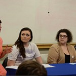 Active Minds hosts conversational panel to shine light on positive body image