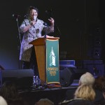 Bernice A. King speaks at Oswego State MLK Celebration