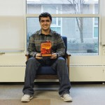 Oswego State student publishes first fantasy novel