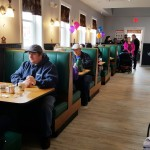 Popular local diner reopens after fire