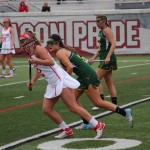 Women's lacrosse ousted in semis