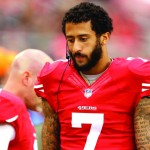 Kaepernick exercises First Amendment right