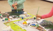 Art classes inspire, instruct community children