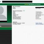MyOswego improves profile layout