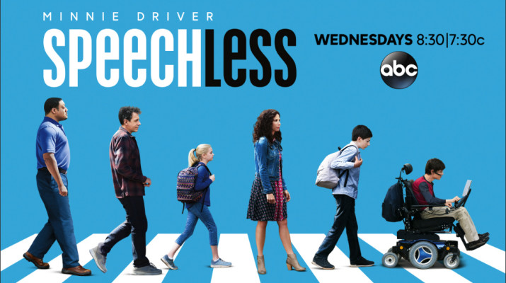 Driver portrays character with ease and brings them together as a family in ABC's 'Speechless.' (Photo provided by abc.go.com)