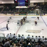 Lakers rout Soaring Eagles 7-1 in home opener