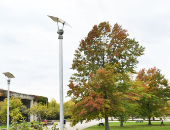Oswego State: greener than ever