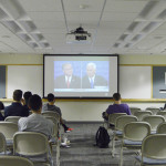 Community Services hosts VP debate watch party