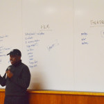 Playwright Marcus Gardley discusses his journey