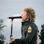 Bon Jovi gives listeners new rock anthem