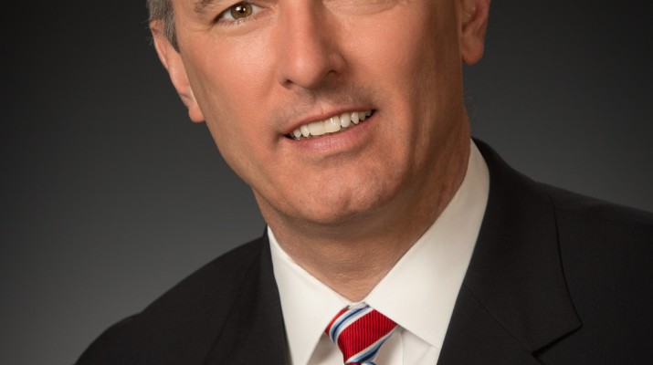 Incumbent Republican John Katko looks forward to the results of the 24th district congressional election. Photo provided by John Katko.