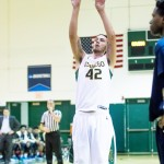 Shot-blocking machine finds his scoring touch heading into SUNYAC play