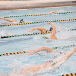 Men's, women's swimming & diving off to 3-3 starts