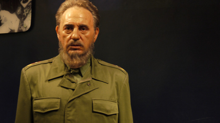 Former dictator Fidel Castro who ruled over Cuba for 47 years, died on Nov. 25 at the age of 90.  (Photo provided by Yortw via flickr)