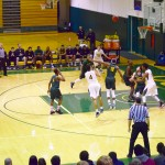 Oswego State men's basketball takes down SUNY Potsdam in convincing fashion
