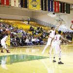 Home-court advantage in reach