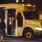 Student Association wants to make 'D' Bus safer
