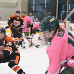 Former Laker Sinks Oswego State in ECAC West Showdown