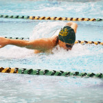 Swimming, diving finishes season on high note