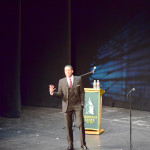 Keynote speaker sends message of diversity