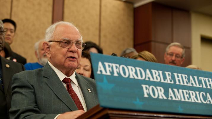 Photo provided by Nancy Pelosi via flickr